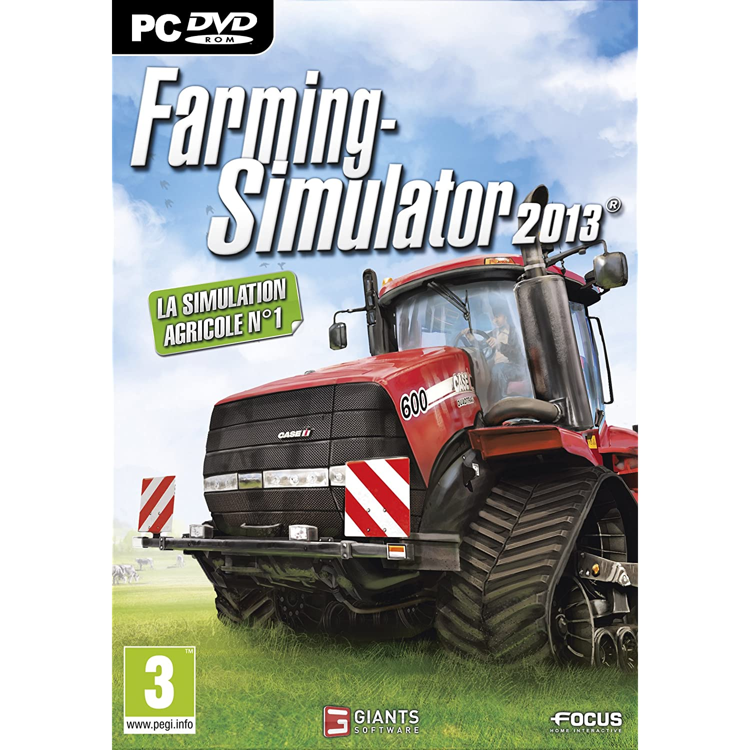 Farming Simulator 2013 [PC][FRENCH]