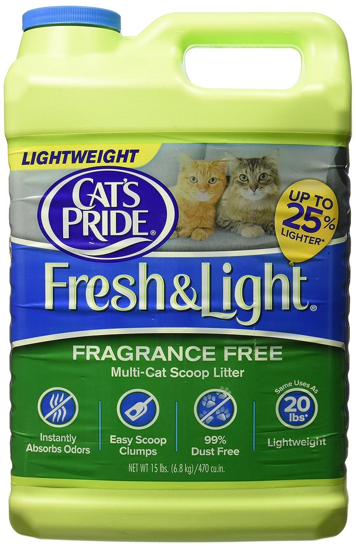 Oil Dri Cat S Pride Fresh And Light Premium Clumping