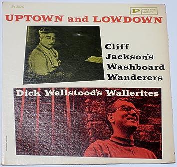 cliff jackson washboard wanderers 2026