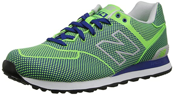 New Balance新百伦ML574男款编织系列慢跑鞋$54.16美元