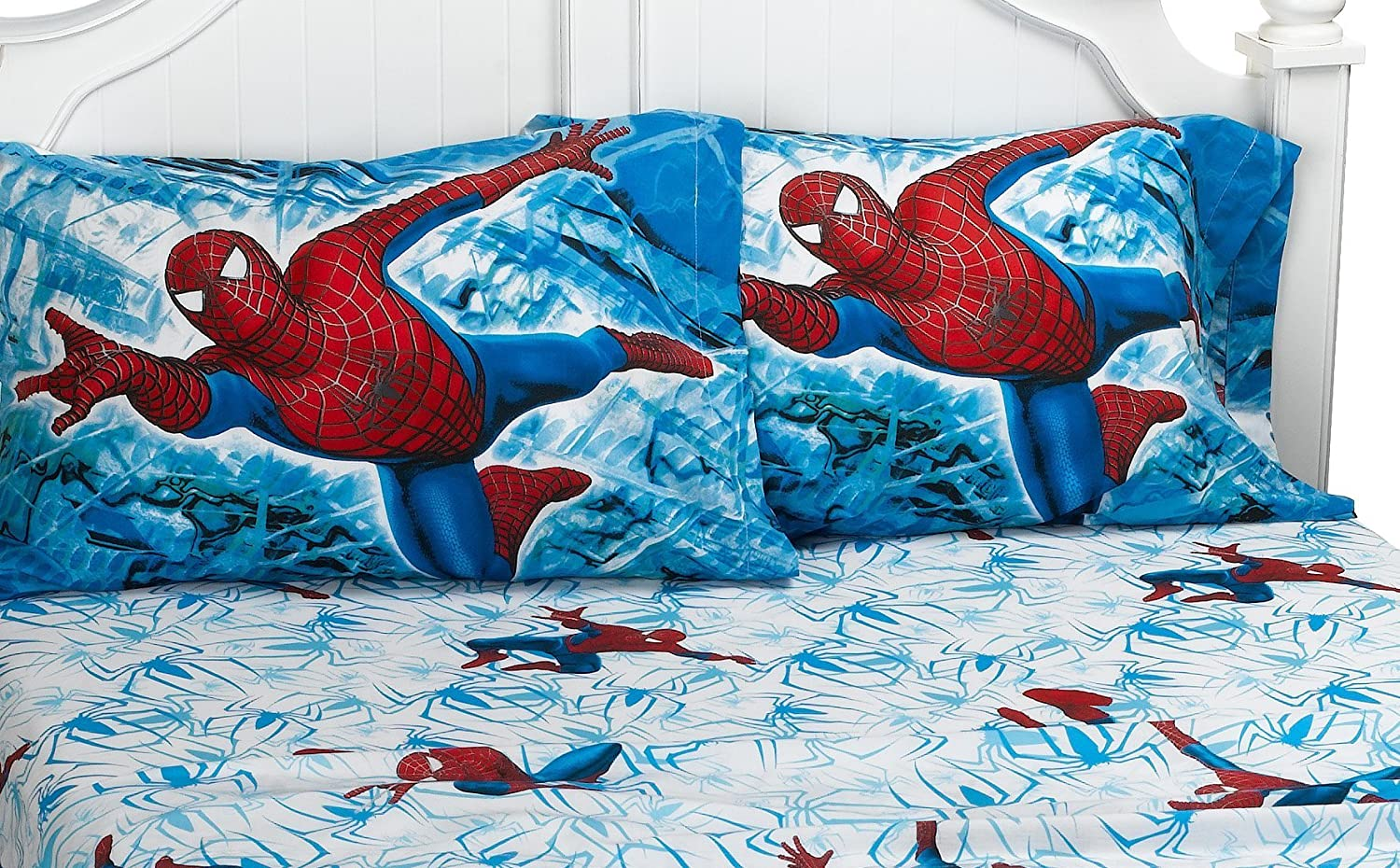 Spiderman Bedding Totally Kids Totally Bedrooms Kids