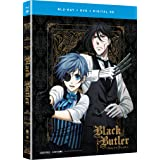 Black Butler: Book of the Atlantic - Movie (Blu-ray/DVD Combo + UV)