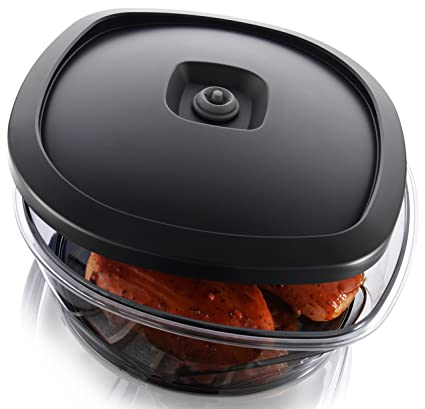 Meat Marinator Container Marinating Container