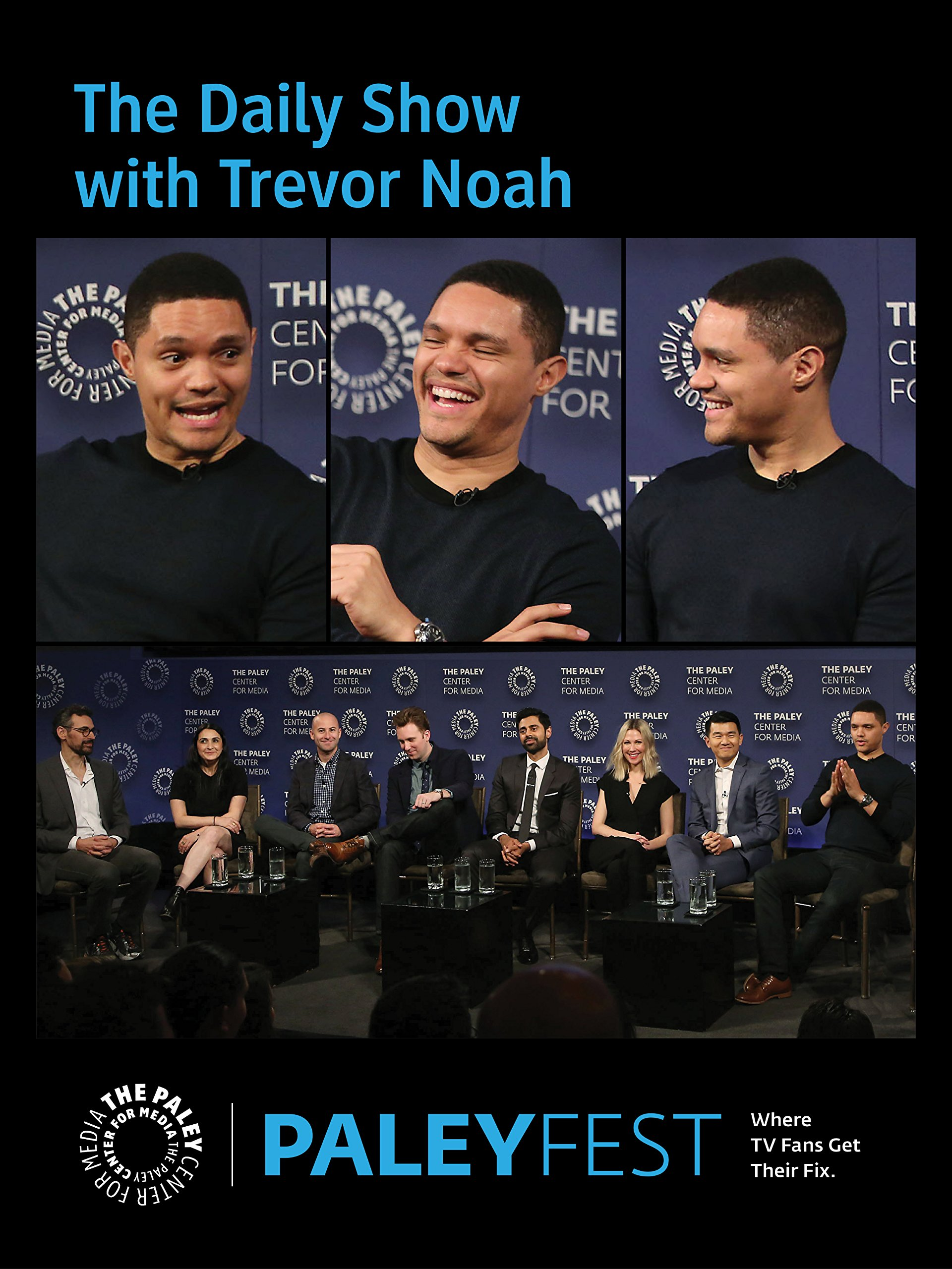 The Daily Show with Trevor Noah PaleyFest