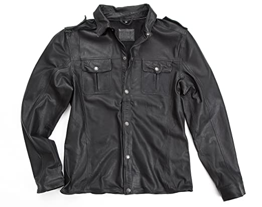Mustang Leather Herren Jacke MU-M14-Knox