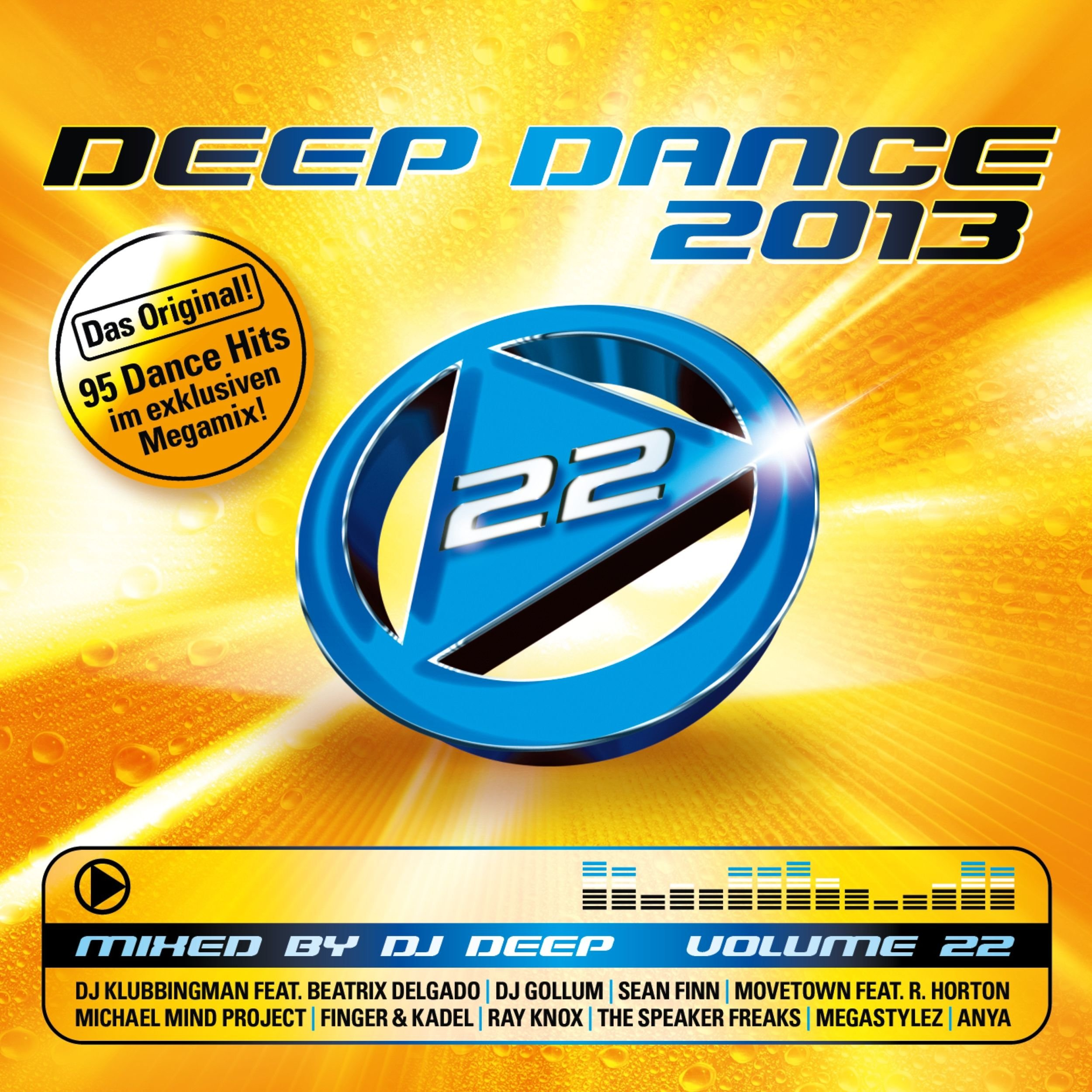VA   Deep Dance Vol. 22 (2013) (MP3) [Album]