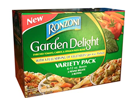 Ronzoni Garden Delight Ingredients Ronzoni Garden Delights