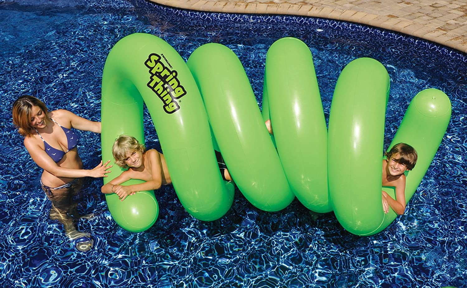 Spring Thing Inflatable Pool Toy