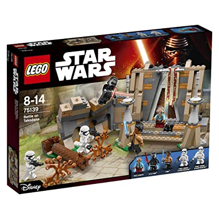 LEGO - 75139 - Star Wars - Jeu de Construction - La bataille de Takodana