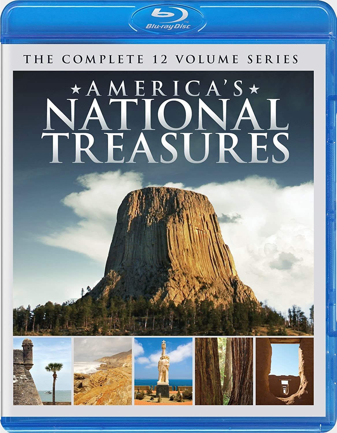 Americas National Treasures [Blu-ray] $7.99