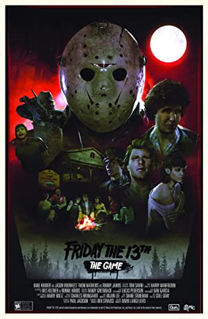 Friday The 13th: The Game Ultimate Slasher Collector's Edition - PlayStation 4
