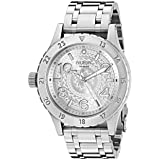 Nixon Women's A4102129 38-20 Analog Display Japanese Quartz Silver Watch