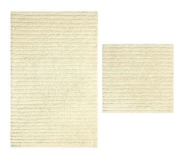 casalanas levante rayures modernes modernes tapis de bain antid rapant 100 coton. Black Bedroom Furniture Sets. Home Design Ideas