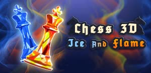 Ice & Flame Chess 3D by Akadem