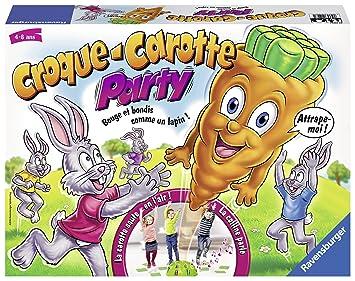 Ravensburger - 21207 - Croque Carotte Party