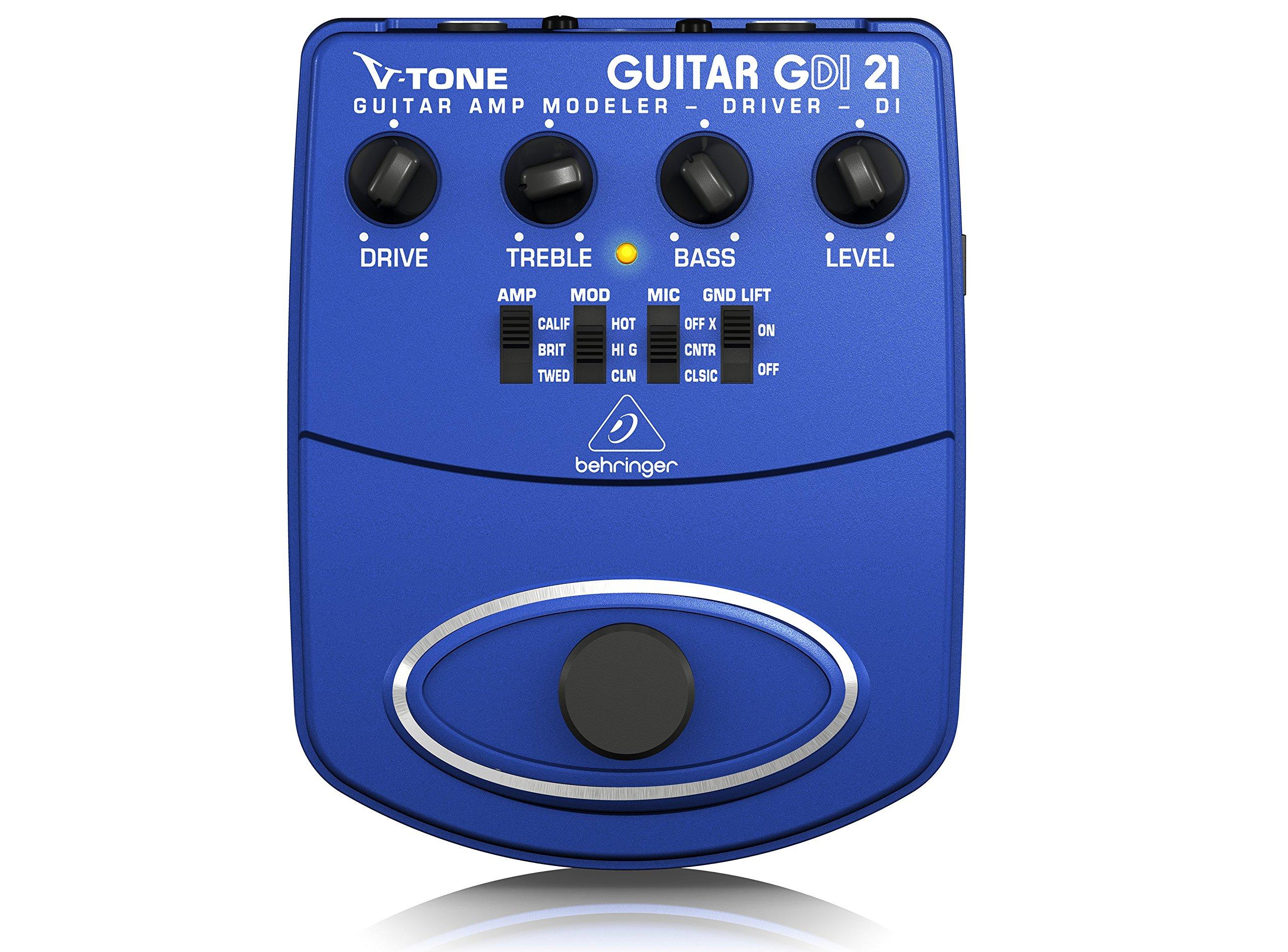 Behringer Guitar Link UCG102 USB Interface Review
