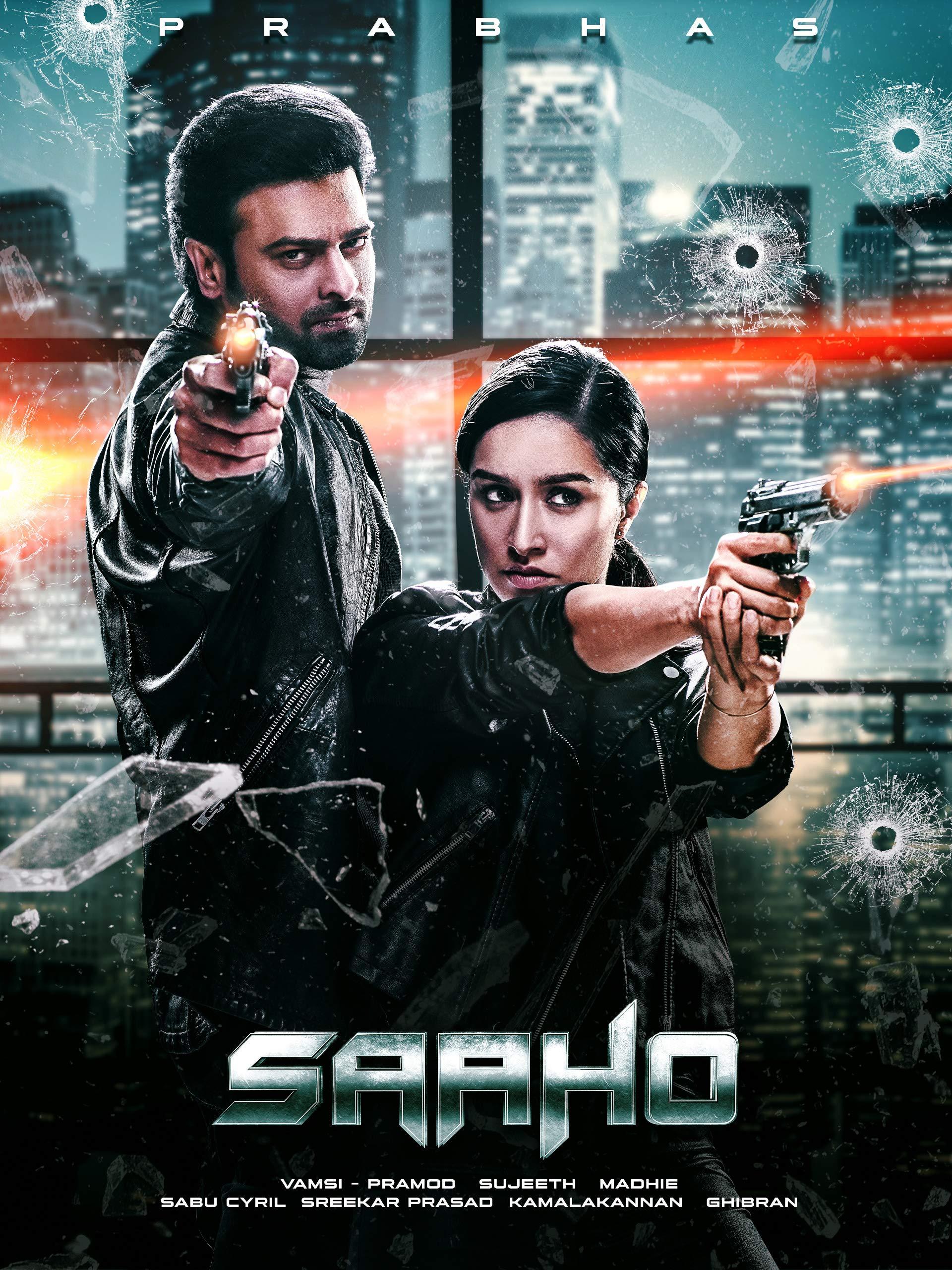 Saaho (Telugu) on Amazon Prime Video UK