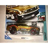 Hot Wheels 2018 Super Treasure Hunt Tooned '68 Mustang