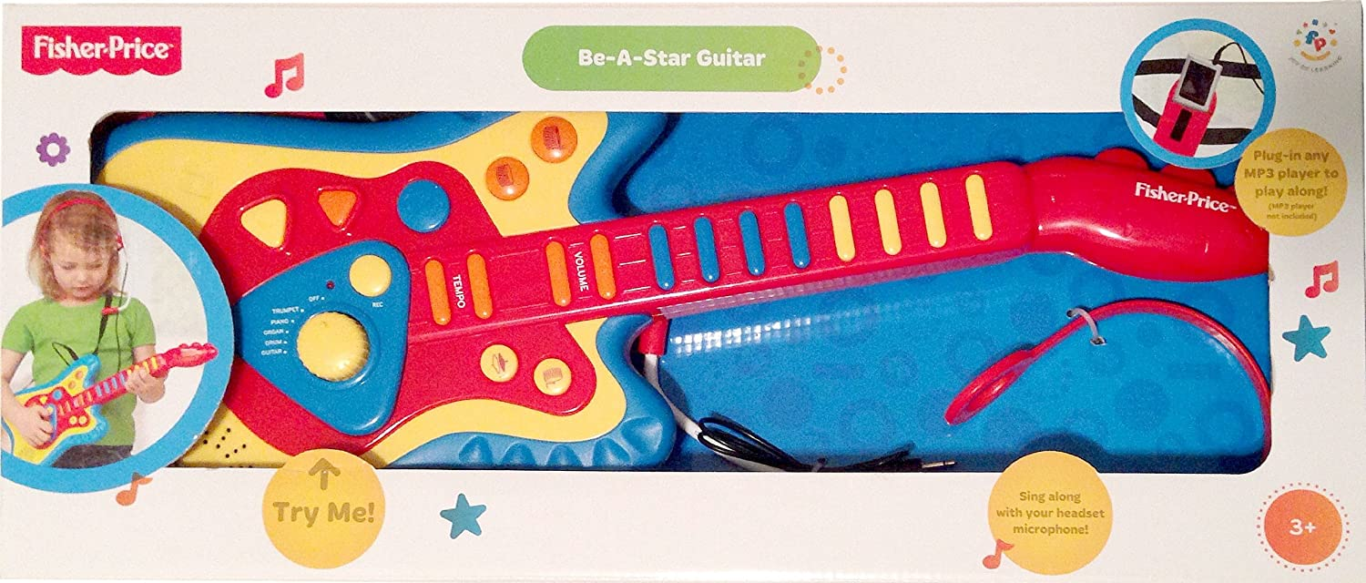 Fisher-Price Be-A-Star Guitar