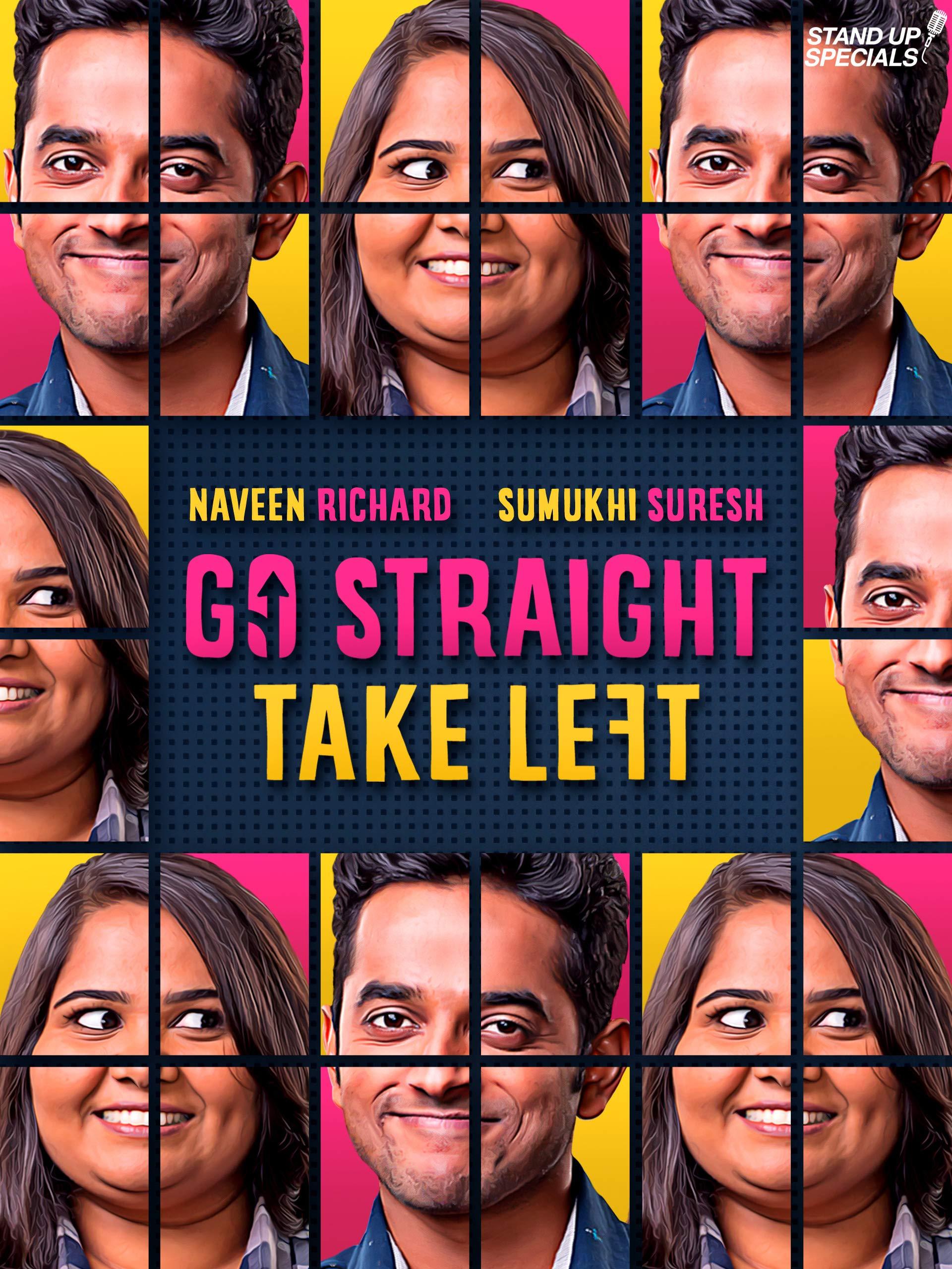 Go Straight Take Left on Amazon Prime Instant Video UK