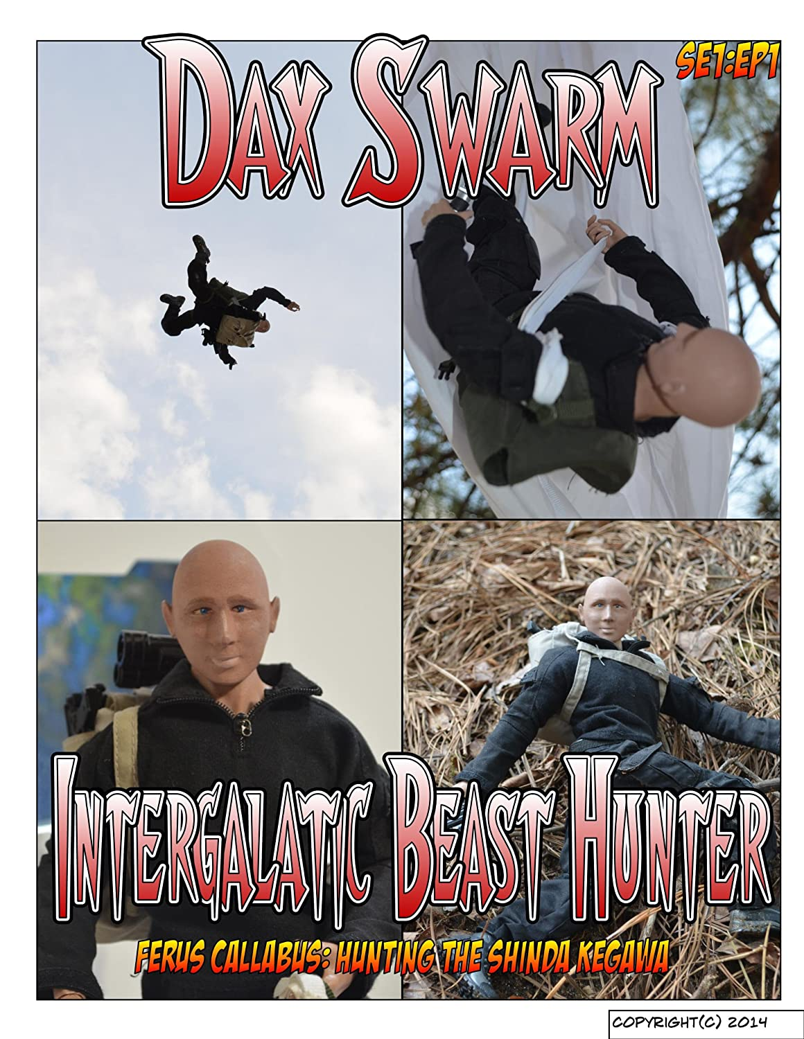 CoverPage_Dax_Swarm_Intergalactic_Beast_Hunter_Shinda_Kegawa_by_Jeff_Weidner