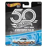 Hot Wheels 50th Anniversary Favs 65 Galaxie (Color: Multicolor)