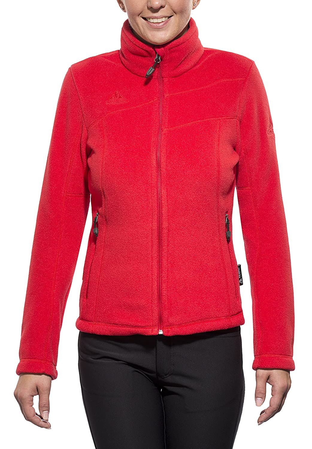 Vaude fleecejacke Women's Arosa Jacket V red günstig kaufen
