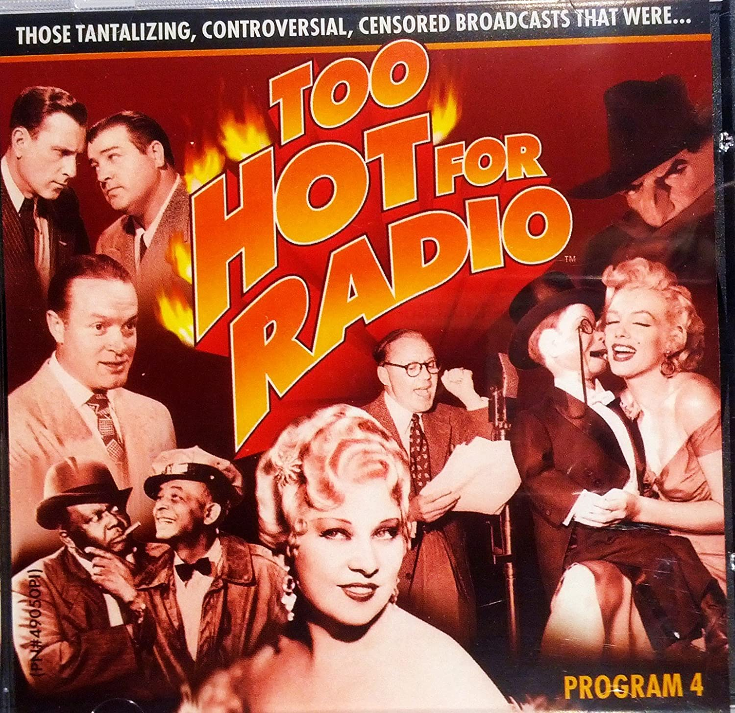 Too Hot for Radio - Various