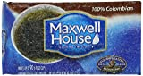 Maxwell House 100% Colombian Ground Coffee, 10.5-Ounce Vacuum Bag (Pack of 3)
