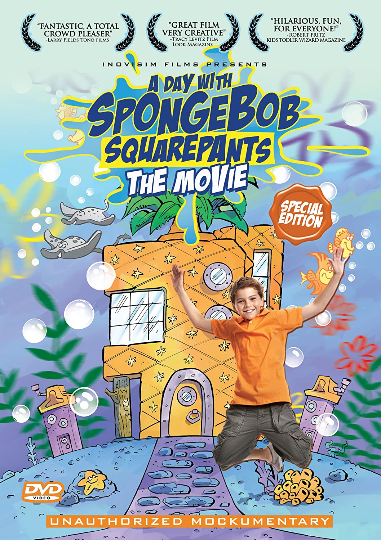 A Day With SpongeBob SquarePants: The Movie? - Bikini ...