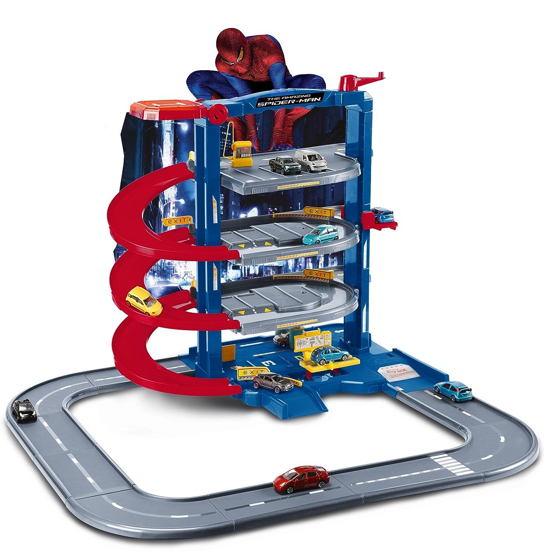 Garage voiture jouet for Garage qui echange voiture