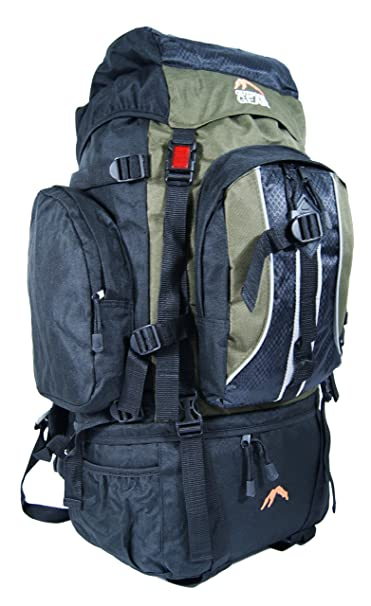 Flecktarn camouflage molle sac à dos assault grand sac à dos armée tactique 36L jour pack