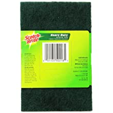 Scotch-Brite Heavy Duty Scour Pads 223, 3-count (Pack of 24)
