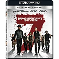 The Magnificent Seven on Ultra HD + Digital HD w/Ult Blu-ray + 4K