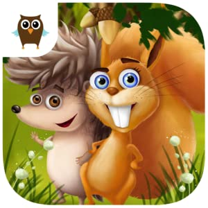 Forest Animals - Chores and Cleanup, Arts and Crafts, Cake Bakery, Movies and Fun Adventures in the Magical Tree World from TutoTOONS
