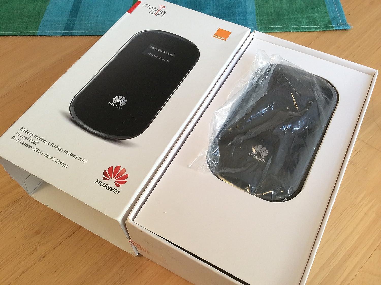 T�l�phone GSM HUAWEI E587 NOIR