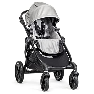 Baby Jogger City Select Stroller In Silver