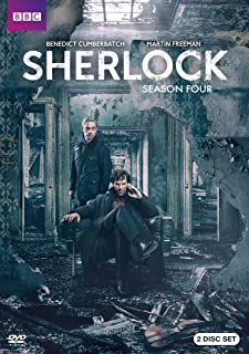 Book Cover: Sherlock: Series Four