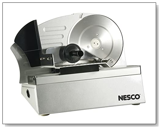 Nesco FS-10 Food Slicer Review