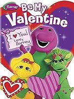 Barney Be My Valentine