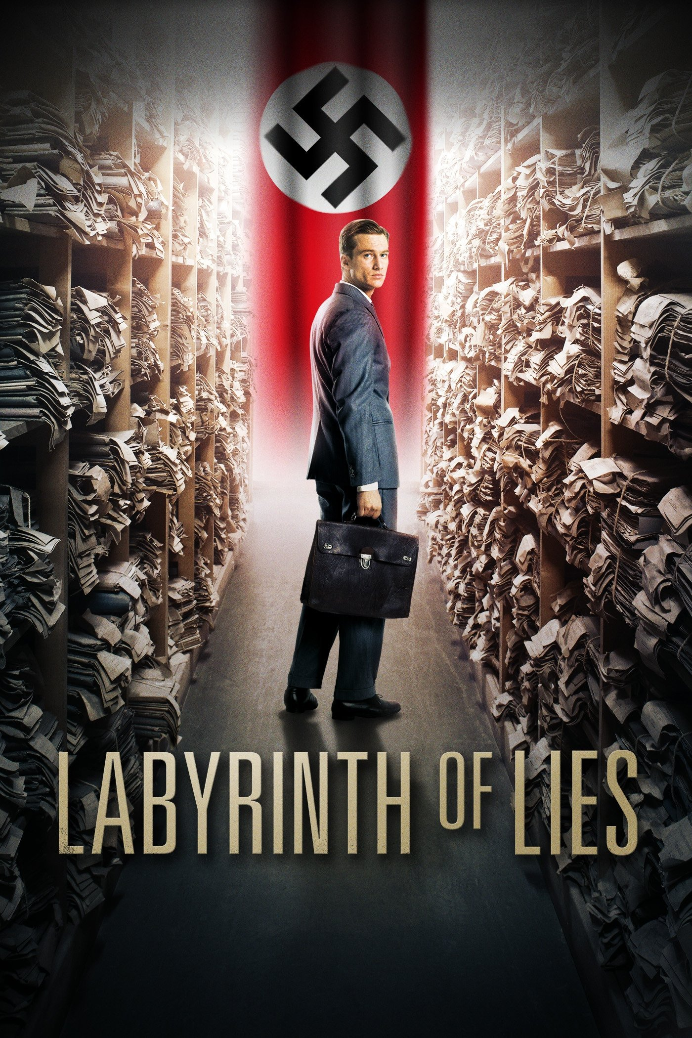 Labyrinth of Lies on Amazon Prime Instant Video UK