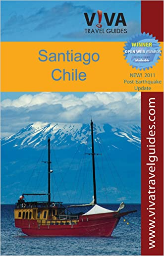 VIVA Travel Guides Santiago, Chile