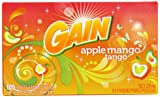 Gain With Freshlock Apple Mango Tango Dryer Sheets, 105 Count