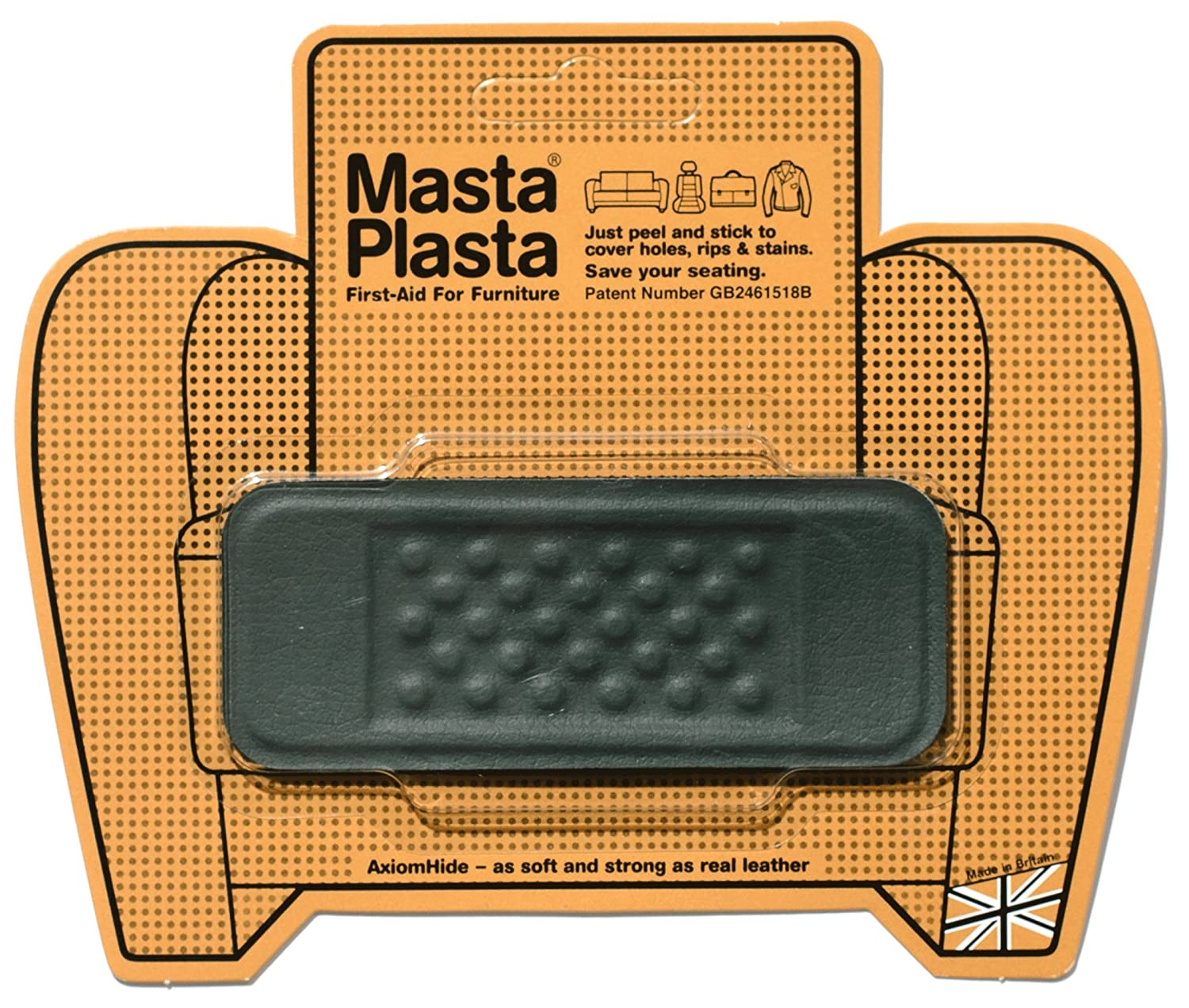 Leather Patch For Sofa: Aid Peel Stick Leather Repair MASTAPLASTA Patch For Holes