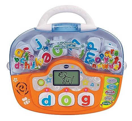 AmazonSmile: VTech Lil' Speller Phonics Station: Toys & Games