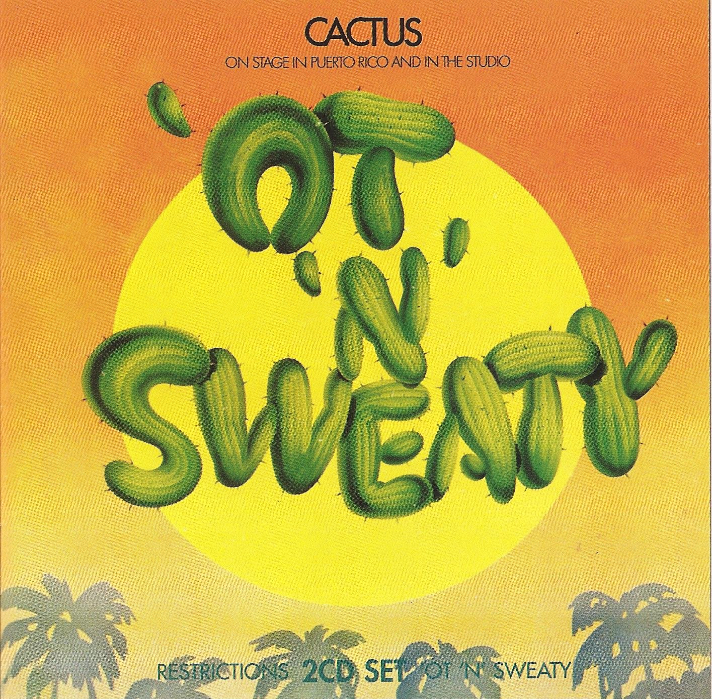 CACTUS - Restrictions / Ot N Sweaty - Amazon.com Music