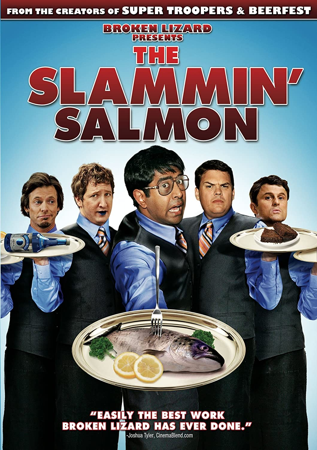 The Slammin' Salmon movie online for free , Download The Slammin ...