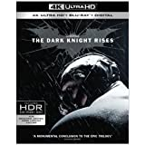 The Dark Knight Rises (Ultra HD/BD) [Blu-ray]