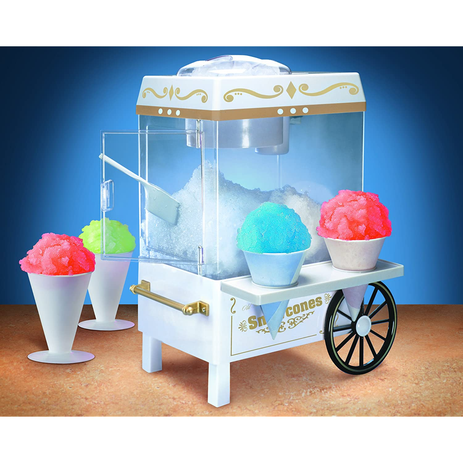 Oldies Style Snow Cone Machine