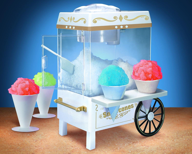 Nostalgia Electrics  Old Fashioned Snow Cone Maker